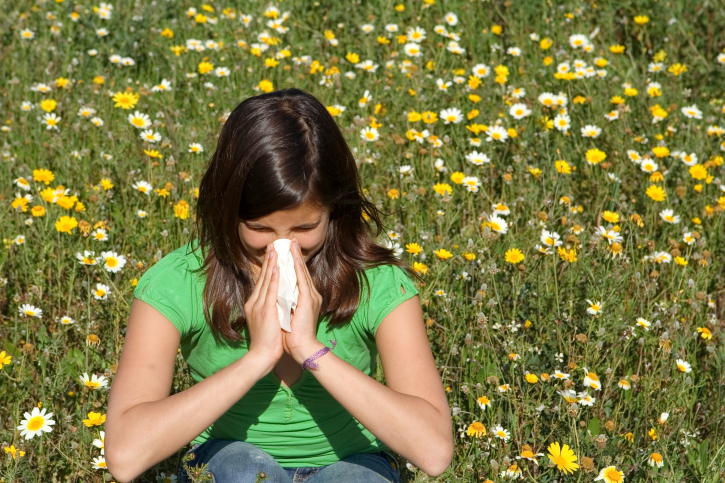 hay fever is an example of what type of hypersensitivity