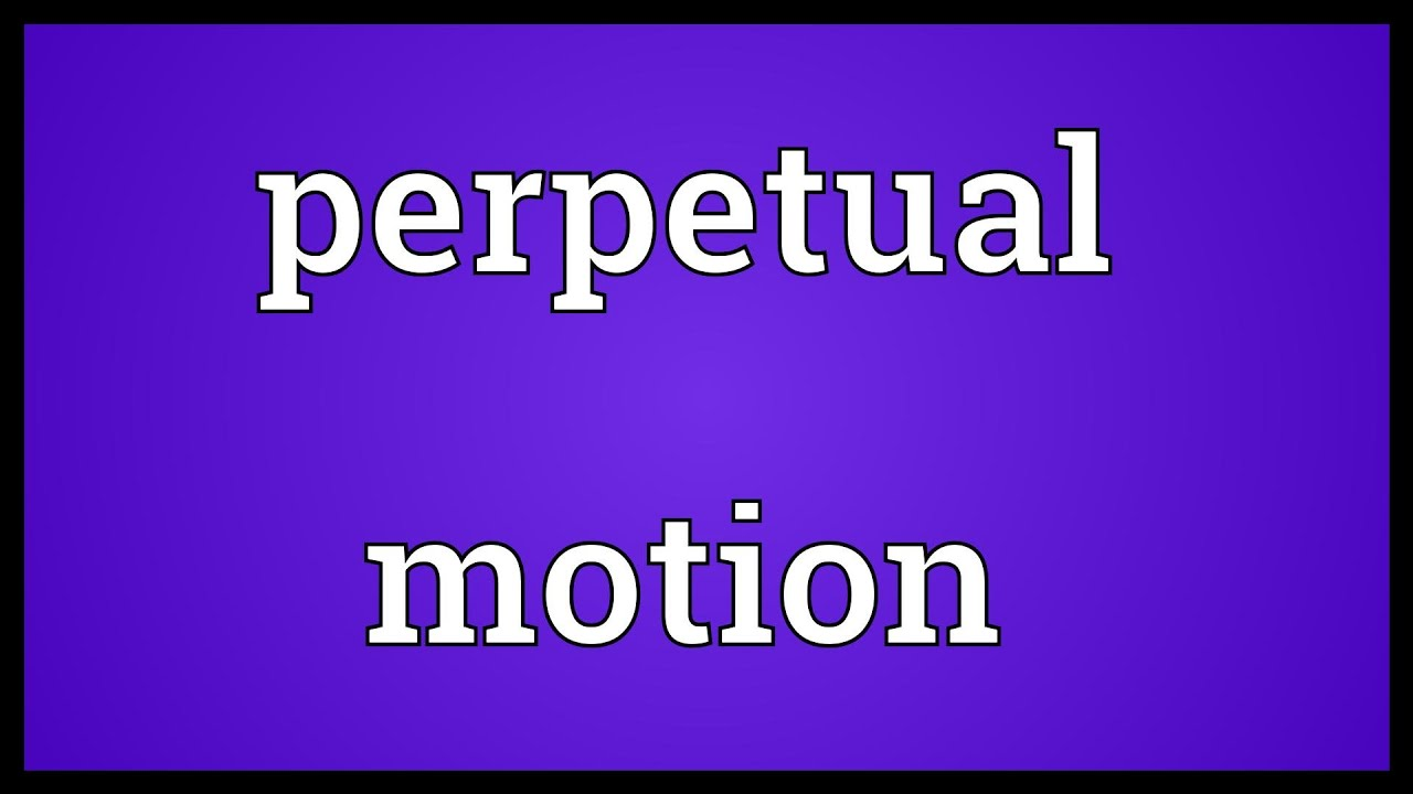 precipitated vs perpetuated means and example