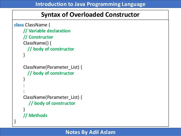 java overloading and overriding example
