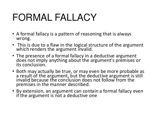 example of appeal to pity fallacy