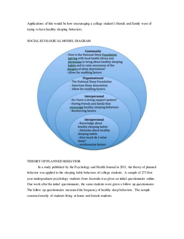 example research paper on sleep deprivation