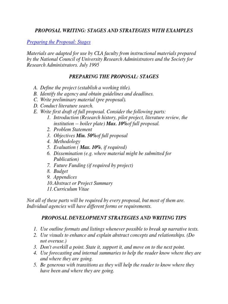 evidence based practice proposal example