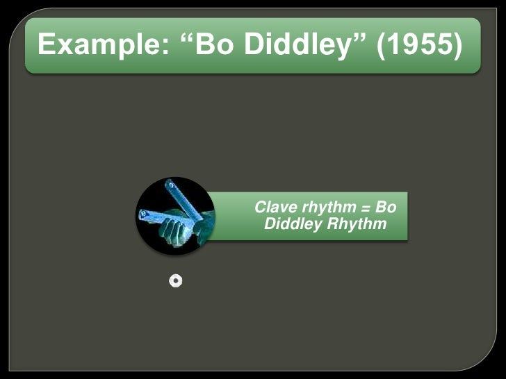 the repeated boogie-woogie rhythm is an excellent example of