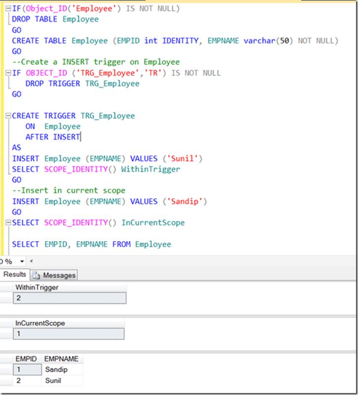 sql server on insert trigger example