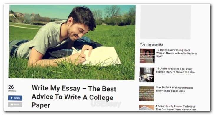 example of personality profile essay