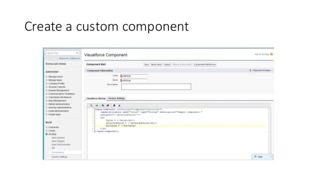 custom controller extension salesforce example