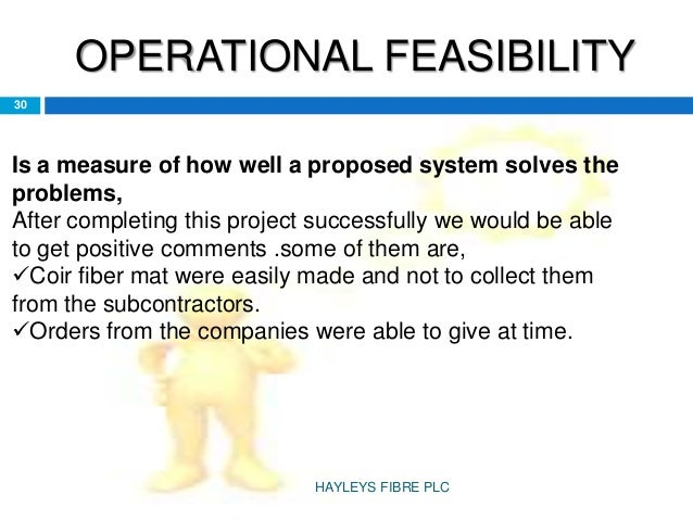 how to do a feasibility study example