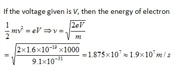 what is the example of1000 volt