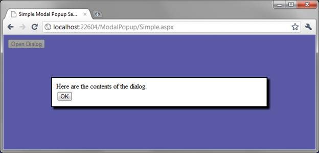 modal popup extender example in asp net code behind