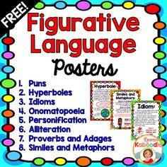 example of each figure of speech