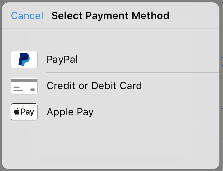 braintree dropin ui apple pay example