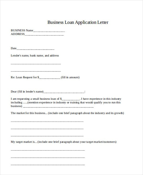 example of a personal business letter format