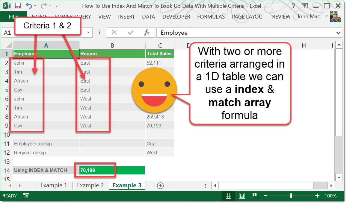 excel countif example multiple criteria