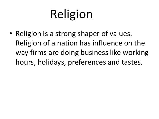 mcdonals menus are adapted to local religious cultural practices example