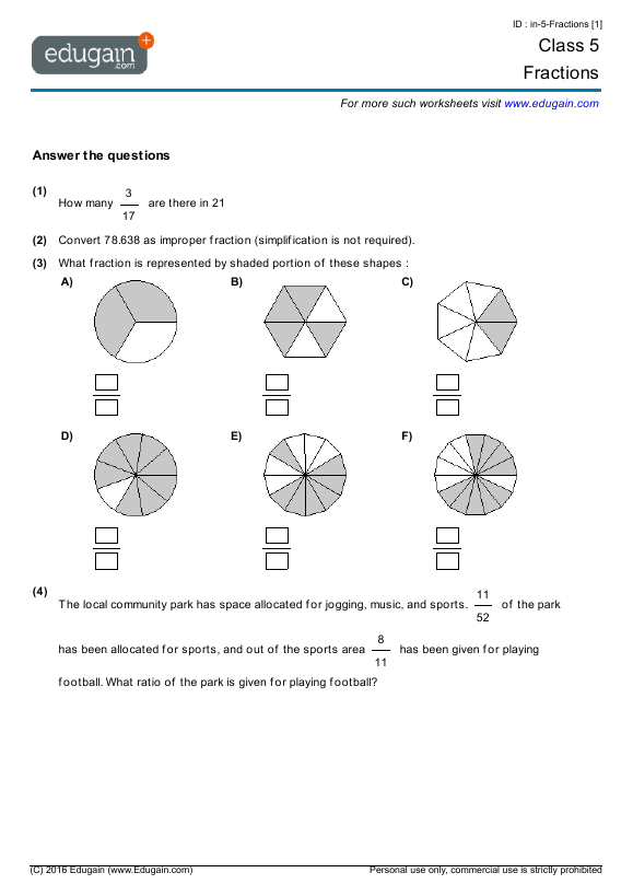 naplan year 3 example test answers