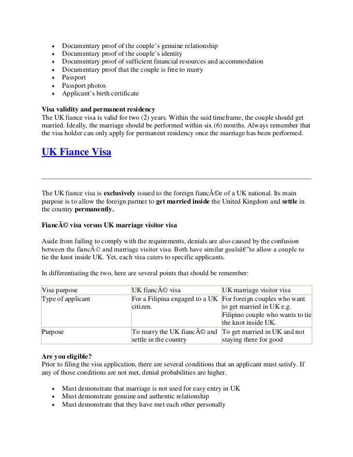 partner visa statement example applicant
