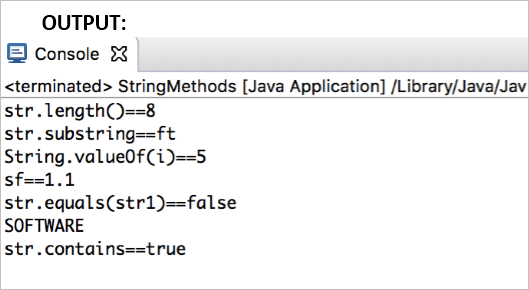 string immutable example in java