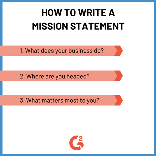 what is a mission statement explain with example